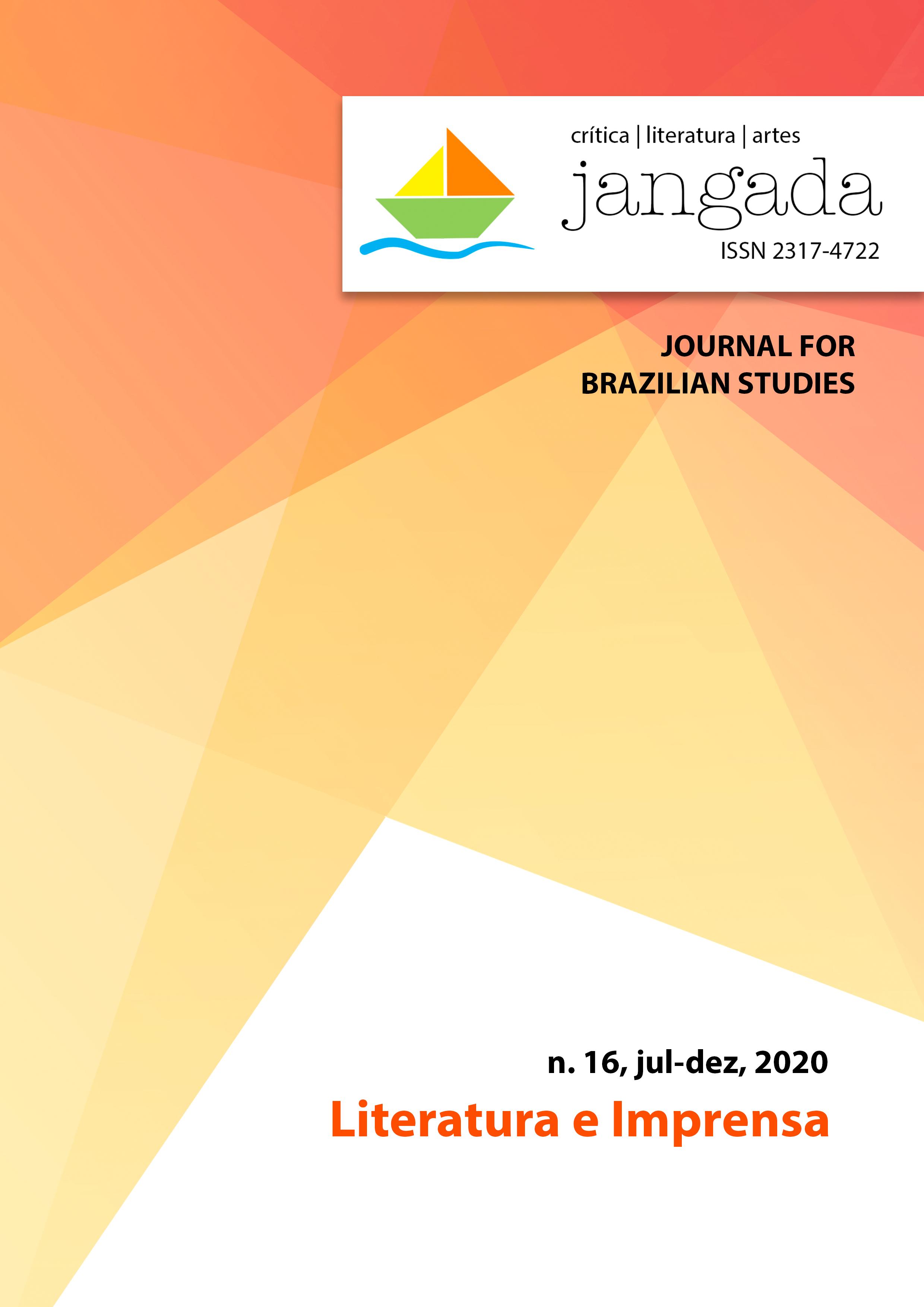 Visualizar v. 1 n. 16 (2020): Literatura e Imprensa