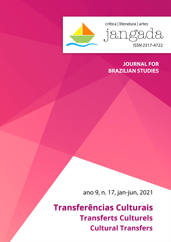 Visualizar v. 1 n. 17 (2021): Transferências Culturais